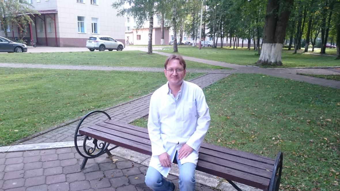 Викулов В.В. Врач-уролог ДГБ.