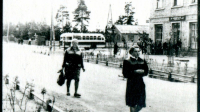 Перекресток улиц Ленина и Макаренко