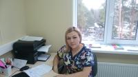 Викулова Л.Н.- ст. медсестра отделения.