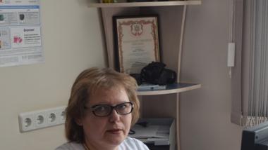 Азрапкина И.Ю.- врач-колопроктолог ДЦГБ