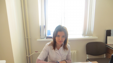 Фалина О.Н.- врач - офтальмолог ДЦГБ