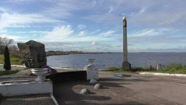 памятник строителям канала им. Москвы