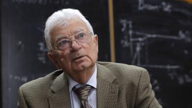 Научный руководитель Лаборатории ядерных реакций имени Флерова в Объединенном институте ядерных исследований (Дубна) академик Юрий Оганесян