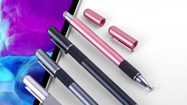 Стилус для планшета / телефона Galeo Advanced Precision Pen 2-in-1