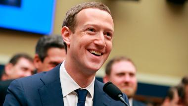 Марк Цукерберг/ Фото: Chip Somodevilla / Getty Images